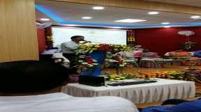 Managing Director at Inauguration of Raksha Shakti University
