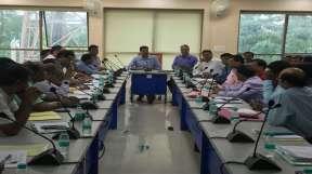 Meeting at JSBCCL